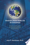 Chemicals Human Health And The Environment Book PDF