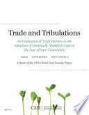 Trade and Tribulations Book