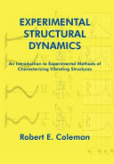 Experimental Structural Dynamics Book PDF