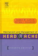 Mechanism And Management Of Headache