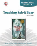 Touching Spirit Bear Novel Units Student Packet Book