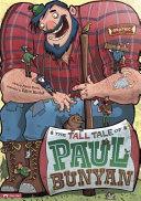 The Tall Tale of Paul Bunyan Book