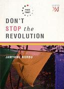 Don't Stop the Revolution! Pdf/ePub eBook