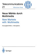 Neue M  rkte durch Multimedia   New Markets with Multimedia