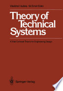 Theory Of Technical Systems