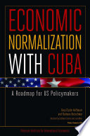 Economic Normalization with Cuba