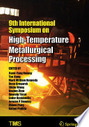 9th International Symposium on High Temperature Metallurgical Processing Book