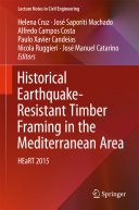 Historical Earthquake-Resistant Timber Framing in the Mediterranean Area [Pdf/ePub] eBook