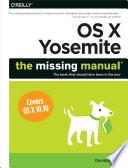 Os X Yosemite The Missing Manual