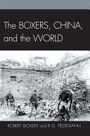 Pdf The Boxers, China, and the World