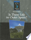 Is There Life In Outer Space