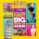 National Geographic Little Kids First Big Book of Where