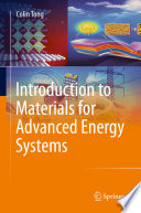 Introduction to Materials for Advanced Energy Systems Book