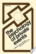 The Psychology of Private Events