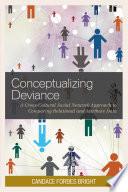 Conceptualizing Deviance