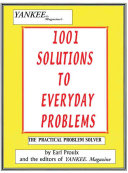 1001 Solutions to Everyday Problems