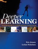 Pdf Deeper Learning