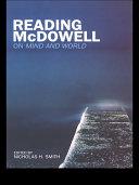 Reading McDowell