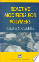 Reactive Modifiers for Polymers