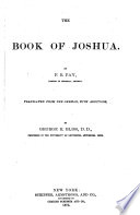 A Commentary on the Holy Scriptures  Joshua