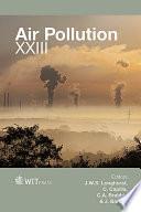 Air Pollution XXIII