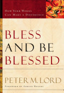 Bless and Be Blessed Pdf/ePub eBook
