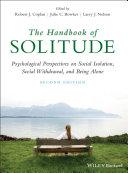 The Handbook of Solitude [Pdf/ePub] eBook