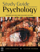 Study Guide to Accompany Psychology Book