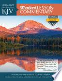 KJV Standard Lesson Commentary   2020 2021