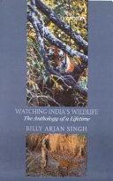 Watching India's Wildlife