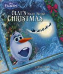 Disney Frozen  Olaf s Night Before Christmas