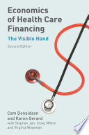 Economics Of Health Care Financing Book PDF