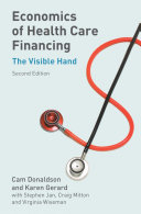 Economics of Health Care Financing