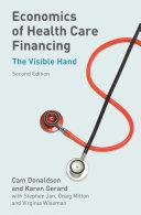 Economics of Health Care Financing