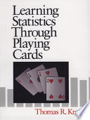Learning Statistics Through Playing Cards Book PDF