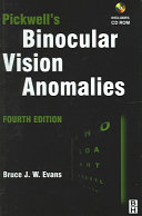 Pickwell s Binocular Vision Anomalies Book