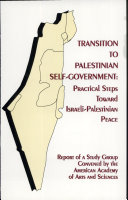 Transition to Palestinian Self-government