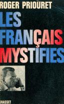 Pdf Les Français mystifiés Telecharger