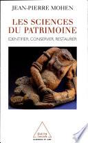 Les Sciences Du Patrimoine Identifier