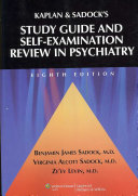 Pdf Kaplan and Sadock's Study Guide and Self-examination Review in Psychiatry