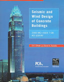 Seismic and Wind Design of Concrete Buildings