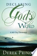 Declaring God s Word