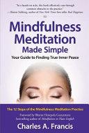 Mindfulness Meditation Made Simple Book PDF