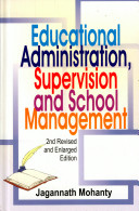 Educational Administration, Supervision And School Management