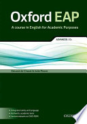 Oxford EAP: Advanced/C1: Student's Book with DVD-ROM