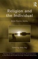 Religion and the Individual [Pdf/ePub] eBook