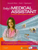 Today S Medical Assistant With E Book