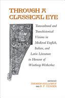 Through a Classical Eye