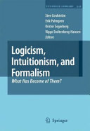 Logicism, Intuitionism, and Formalism