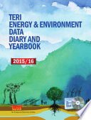 TERI Energy & Environment Data Diary and Yearbook (TEDDY) 2015/16